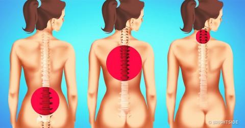 Bài tập giúp giảm đau lưng chỉ với 1 phút mỗi ngày