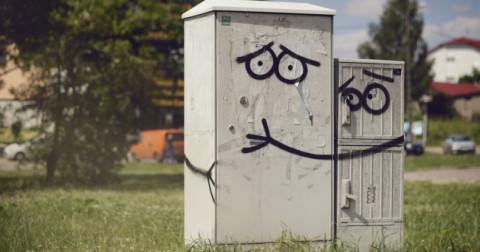 Khi nghệ thuật kết hợp với đường phố tạo thành những tác phẩm không thể nào thú vị hơn