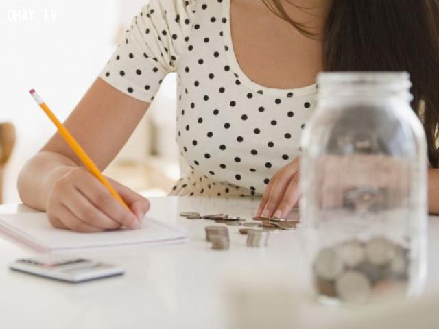 4. Lên kế hoạch chi tiêu,mẹo tiêu dùng,mẹo mua sắm,tết nguyên đán