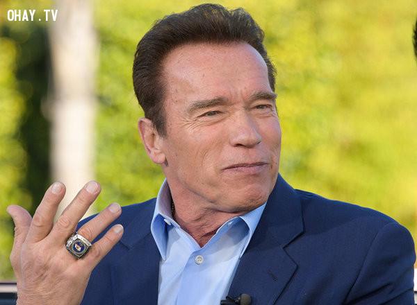 Arnold Schwarzenegger,câu nói ngu,người nổi tiếng