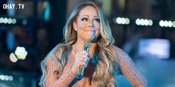 Mariah Carey,câu nói ngu,người nổi tiếng