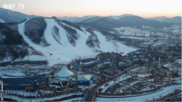 1. Thế vận hội lạnh nhất trong lịch sử,thế vận hội mùa đông,những điều thú vị trong cuộc sống