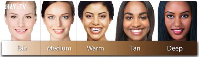 2. Chọn màu son theo từng màu da,chọn màu son,son môi,mẹo làm đẹp,cách chọn son môi,son môi nào tốt