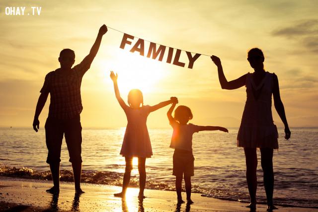 Gia đình,valentine,cách sống tốt
