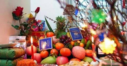7 loại trái cây tuyệt đối không nên bày cúng trên bàn thờ ngày Tết