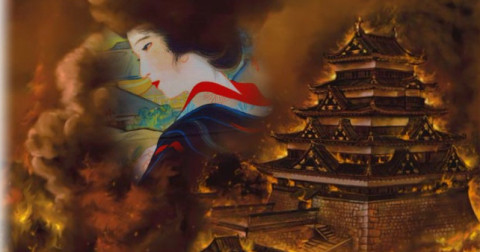 Bí ẩn bộ Kimono rùng rợn khiến 3/4 cố đô Edo chìm trong biển lửa