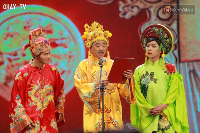 ,táo quân,Trung Quân Idol,truyền hình việt nam