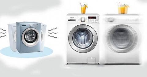Giải mã lỗi thường gặp trên máy giặt Sanyo, LG, Toshiba