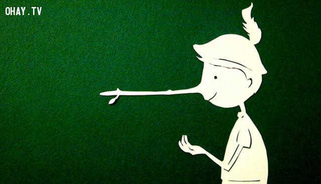 2. Luôn nói dối,rối loạn đa nhân cách,tâm lý học