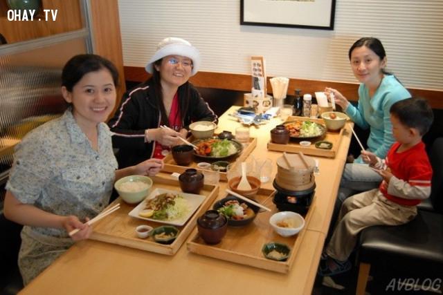 3. Văn hóa ăn uống,người Nhật,cách giữ dáng,ẩm thực Nhật Bản,chế độ ăn uống