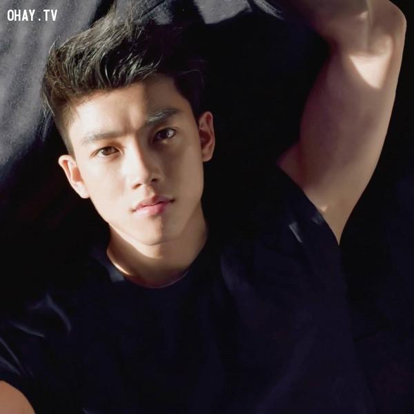 ,Chris Khoa,hotboy,trai đẹp,con nhà người ta