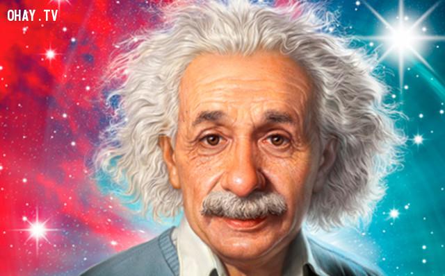 5. Einstein chưa bao giờ trượt môn Toán,những điều thú vị trong cuộc sống,lời nói dối