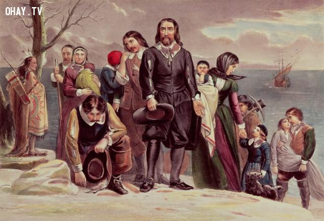 3. Lý do Pilgrims đến Châu Mỹ?,những điều thú vị trong cuộc sống,lời nói dối