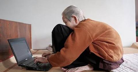 Cụ bà 86 tuổi search Google 1 câu khiến toàn hãng xúc động và gửi thư phản hồi riêng