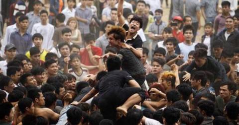 Ý nghĩa thực sự của lễ hội cướp phết Hiền Quan ở Phú Thọ