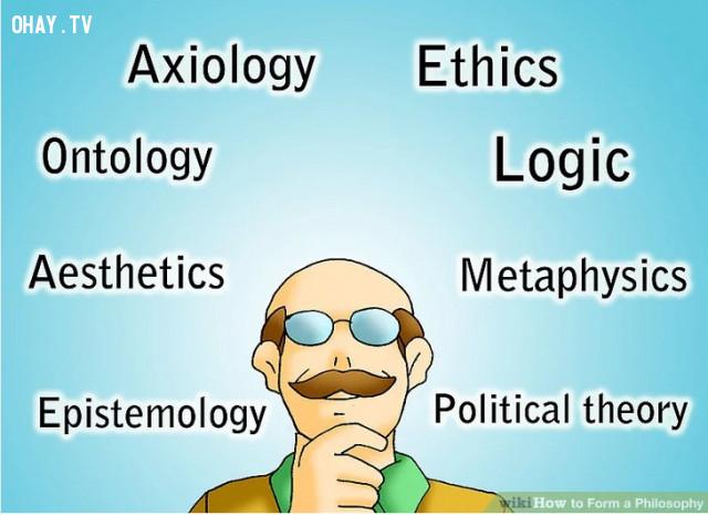 Bước 3: Lựa chọn một loại triết lý. ,triết lý cá nhân