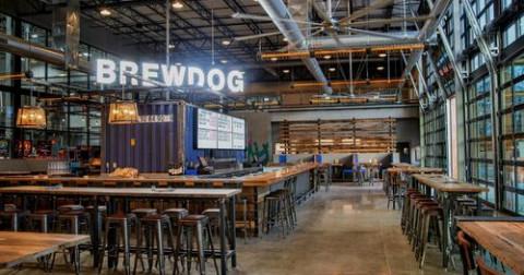 Brewdog: Khách sạn bia đầu tiên ở Anh với quan điểm 'Uống bia đi cùng với cái nhìn'