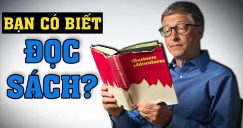[Kỹ năng] Làm thế nào để việc đọc sách trở nên hiệu quả?