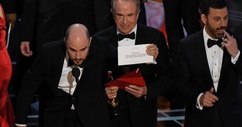 Ai cũng nhầm lẫn, quan trọng là biết sửa sai như Oscar!