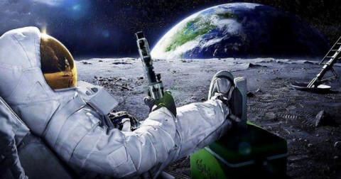 Đã có 187,4 tấn rác trên Mặt trăng do con người để lại