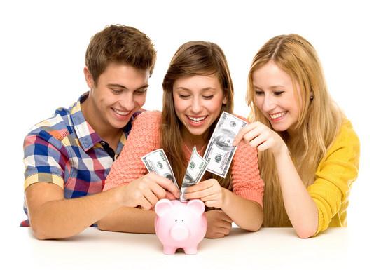 Khi con ở cấp trung học phổ thông:,cách dạy con,dạy con dùng tiền,cách dùng tiền