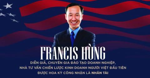Diễn giả người Việt đầu tiên được Hoa kỳ công nhận 'Nhân Tài'
