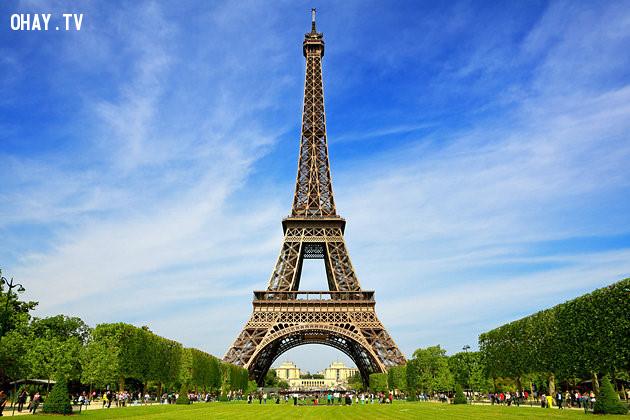 Tháp Eiffel,Paris,nước Pháp