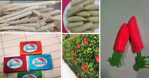 Những món ăn nhìn vào tuổi thơ 8-9x sẽ ùa về