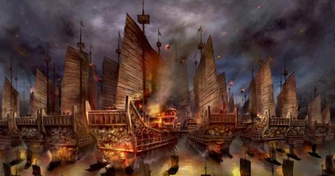 Hải chiến Thị Nại - Đại chiến xích bích của nước Nam