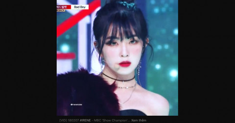 Tổng hợp những kiểu tóc đẹp của Irene (Red Velvet)