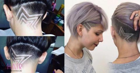 Tổng hợp 25 kiểu tóc hình xăm độc đáo