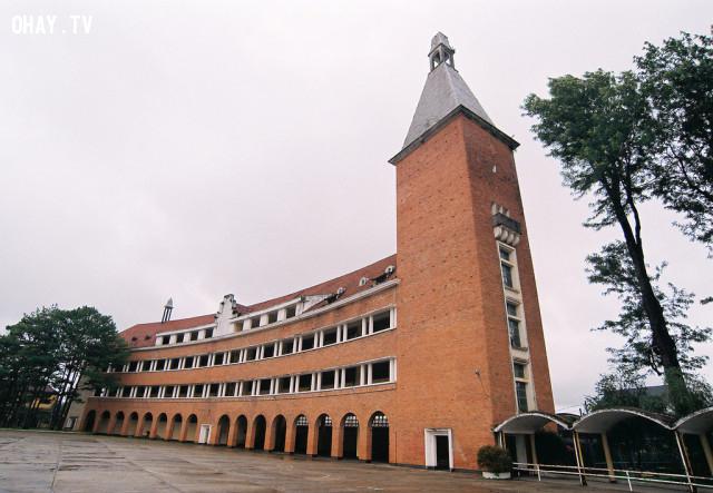 2. Trường cao đẳng sư phạm Đà Lạt,du lịch Đà Lạt,chơi gì Đà Lạt