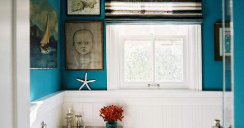 10 mẹo giúp phòng tắm nhỏ nhà bạn trở nên tuyệt hơn