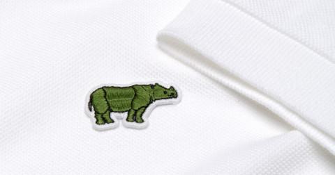 Logo cá sấu của Lacoste nhường chỗ cho logo của 10 loài động vật có nguy cơ tuyệt chủng