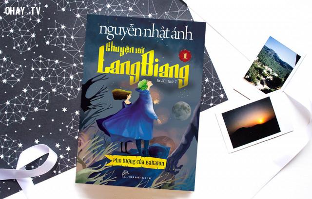 4. Chuyện xứ Lang Biang - Nguyễn Nhật Ánh,sách dạy con,sách thiếu nhi,sách hay