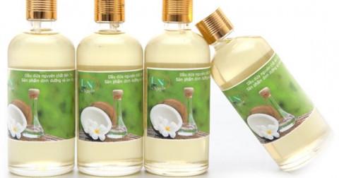 Rất nhiều bạn không biết công dụng đặc biệt này của dầu dừa!