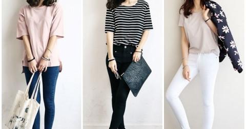 5 mẹo lựa chọn trang phục giúp cô nàng 'gầy gò' trở nên thu hút hơn