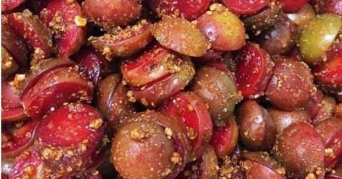 Tất tần tật cách làm các loại trái cây ngâm chua ngọt.