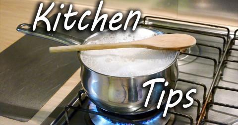 Những mẹo hay trong nhà bếp có thể bạn chưa biết! - Phần 1
