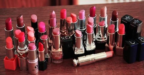 Top 5 thỏi son môi mà bất kì cô gái nào cũng nên có