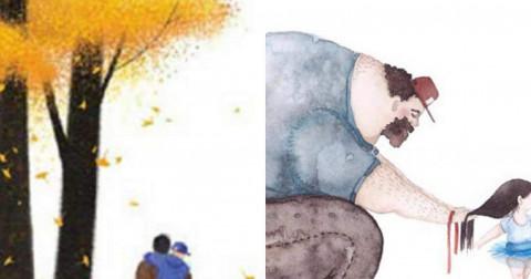 Xem những hình ảnh này khiến bạn phải suy ngẫm về người cha của mình
