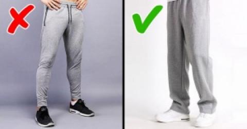 8 lỗi trang phục cơ bản mà đàn ông thường mắc phải