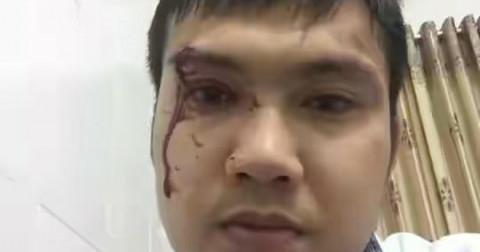 Sinh viên có tội tình gì mà bị đánh?