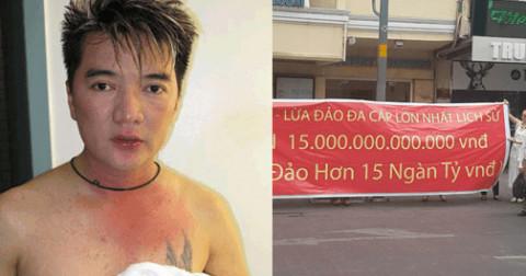 Đàm Vĩnh Hưng, Trấn Thành bị lợi dụng trong vụ đường dây tiền ảo đa cấp lừa đảo 15.000 tỉ đồng