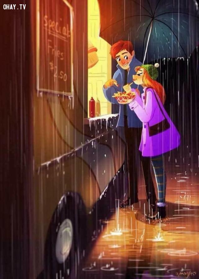 ,tranh minh họa,tình yêu,Yaoyao Ma Van As