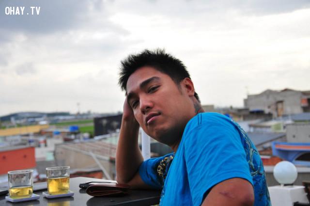 VietDragon là rapper tai tiếng nhất trong Rap Việt