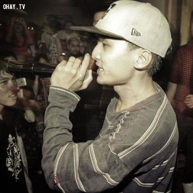 Datmaniac,rap Việt,underground,rapper