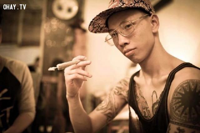 DSK,rap Việt,underground,rapper