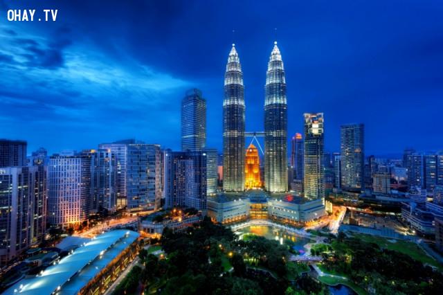 3. Malaysia: GDP bình quân: 9.766 USD,Đông Nam Á,GDP,Kinh tế