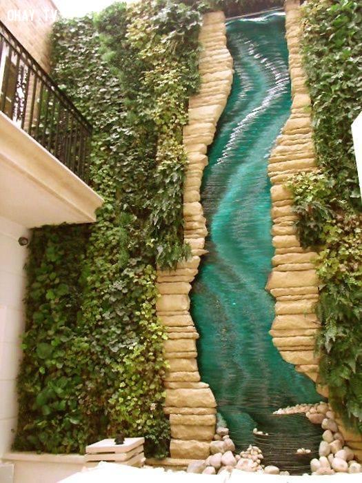 ,vườn cây treo tường,vườn thẳng đứng